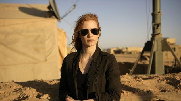 "Jessica Chastain in ""Zero Dark Thirty"""