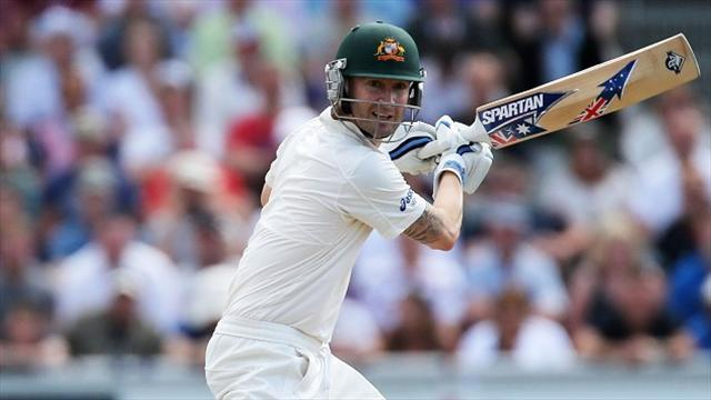 Cricket - Clarke pleased overall with return