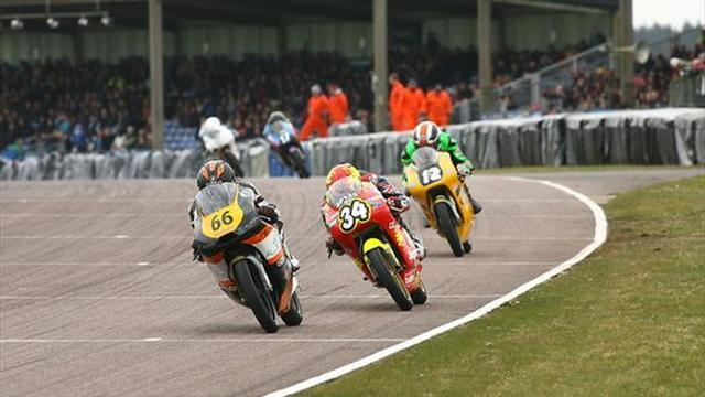 Superbikes - Brands BSB: First Motostar win for Irving