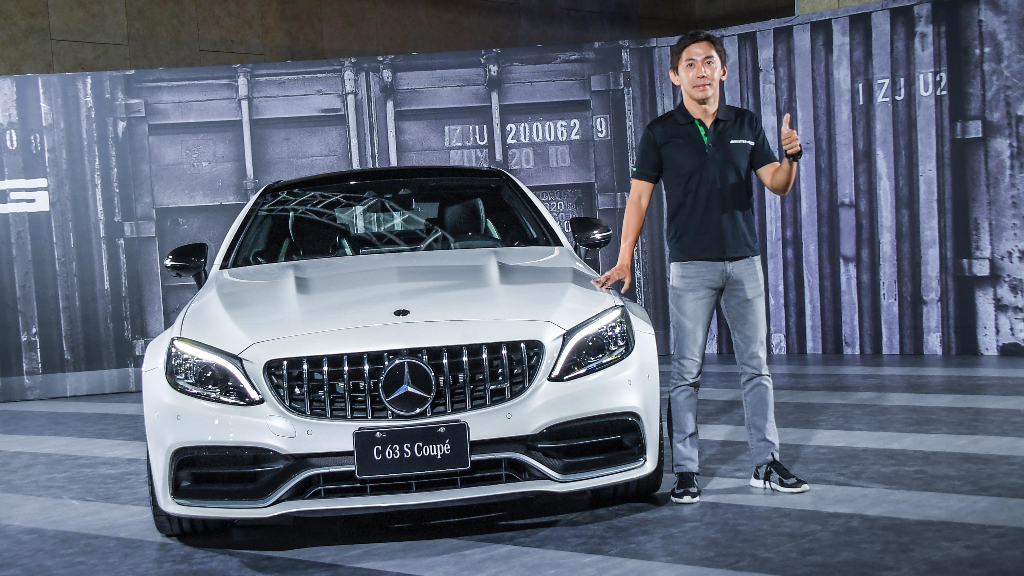猛爆份子登場!小改款 Mercedes-AMG C63/C63S 同場較勁