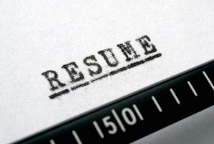 How to Ace the 30 Second Resume Test? image Resume Building Mistakes