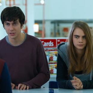 Nat Wolff Solves the Mystery of Cara Delevingne in New 'Paper Towns' Trailer (Video)