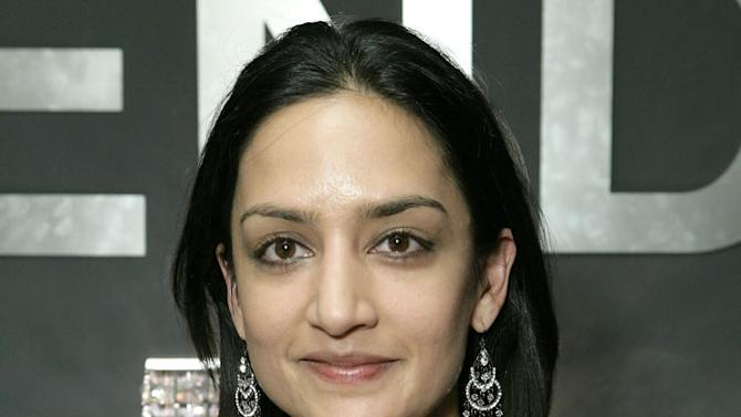 Archie Panjabi at the Jermaine Dupri Book Party on October 24, 2007 at the Pacific Design Center in Los Angeles, California.