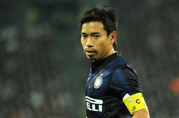Tottenham keen on Inter defender Nagatomo, claims agent