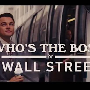 'Wolf of Wall Street' Gets 'Who's the Boss?' Sitcom-Style Soundtrack (Video)