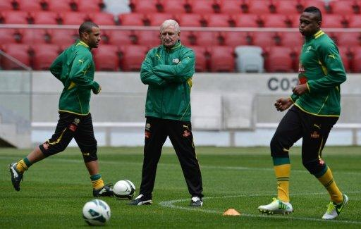 Kaizer Chiefs stars dominate South Africa squad