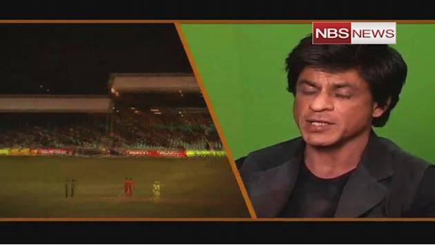SRK says I am a small star for CCL