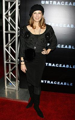 Rita Wilson at the Los Angeles Premiere of Screen Gems' Untraceable