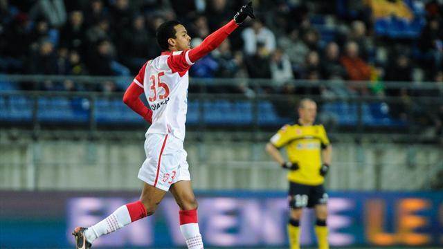 Ligue 1 - Zitte turns pro with Nancy