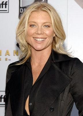 Peta Wilson at the Westwood premiere of Warner Bros. Pictures' Superman Returns