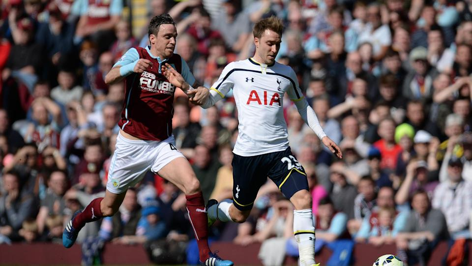 Video: Burnley vs Tottenham Hotspur