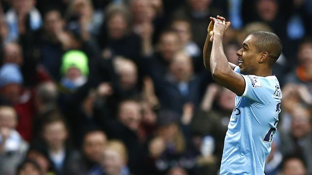 Champions League - City's Fernandinho in fitness race for Barcelona clash