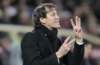 Garcia: Roma only thinking of second place after Juventus draw