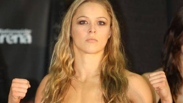 Mixed Martial Arts - Love her or hate her, Ronda Rousey is MMA's biggest star