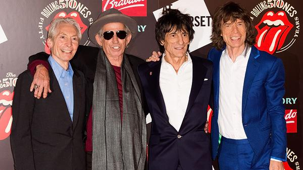 Rolling Stones Blend Past and Present on 'Doom and Gloom'
