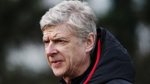 Premier League - Wenger: Third spot not out of sight