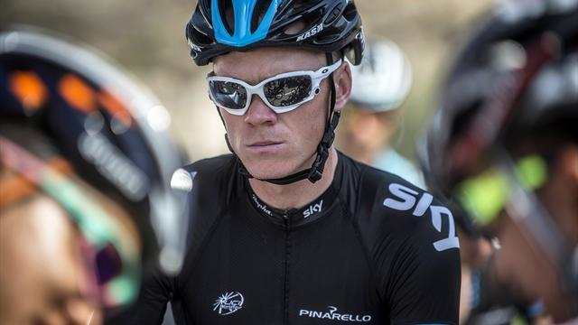 Cycling - Froome outwits Contador in Oman
