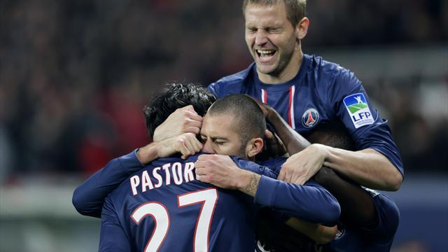 Ligue 1 - PSG knock holders Marseille out of Coupe de la Ligue