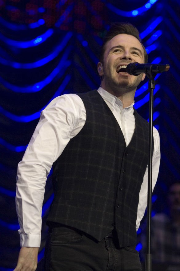Westlife's Shane Filan On Being Declared Bankrupt: 'It Was The Most Horrendous Time Of My Life'