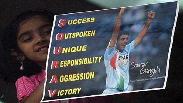Sourav Ganguly to be India's next coach?
