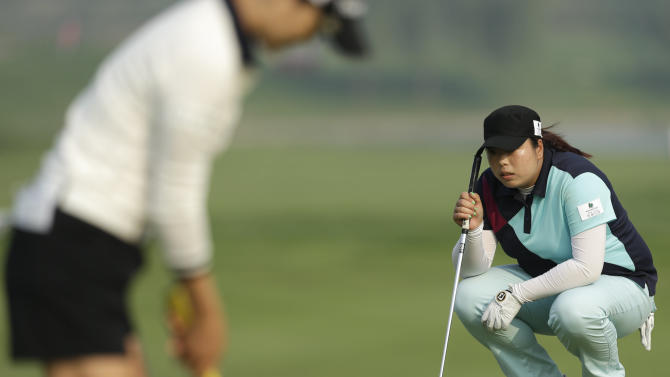 China LGPA Tour Golf