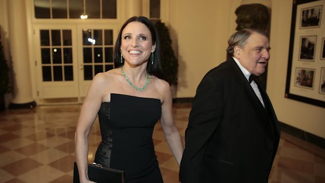 Guests Arrive For White House State Dinner In Honor Of French President