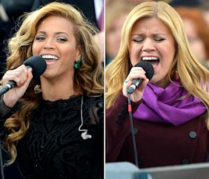 Beyonce Lip-Synched National Anthem at Inauguration, Kelly Clarkson Sang Live?