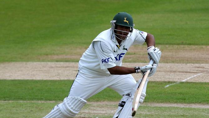 Notts have been boosted by Samit Patel's decision to sign a new deal
