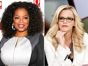 "Oprah Winfrey Responds to Jenny McCarthy: ""I Don't Have a S--t List"""