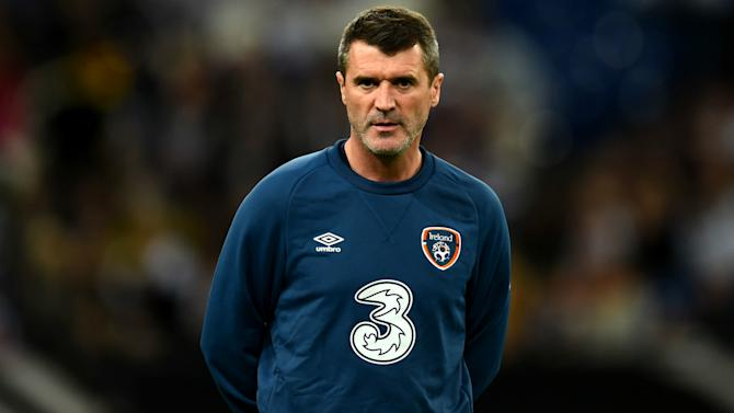 Roy Keane refuses to comment on Celtic speculation