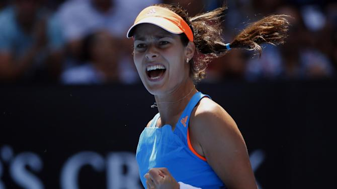 Tennis - Ivanovic continues dominant form in Birmingham