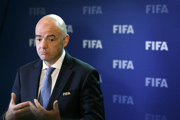 "FIFA president Gianni Infantino said Asian football associations ""unanimously"" supported a larger World Cup, with a ""big majority"" favouring 48 teams"