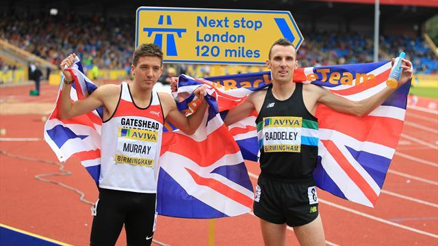 Athletics - Murray wants another year to remember