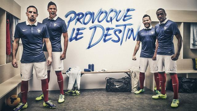 Ligue 1 - France waste no time in launching 'eco-friendly' kit