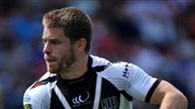 Rugby League - Reds can't handle Hanbury