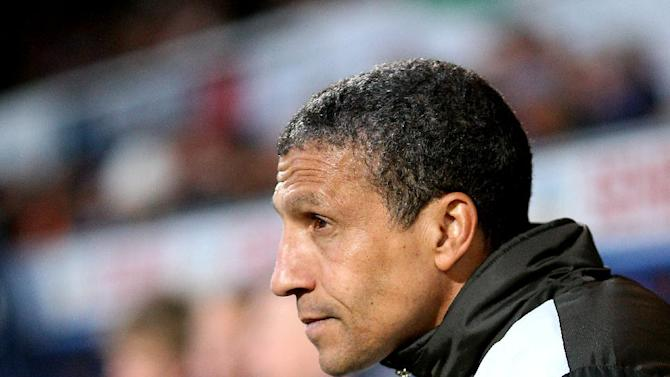 Chris Hughton has emerged as the latest candidate in Norwich's search for a new manager