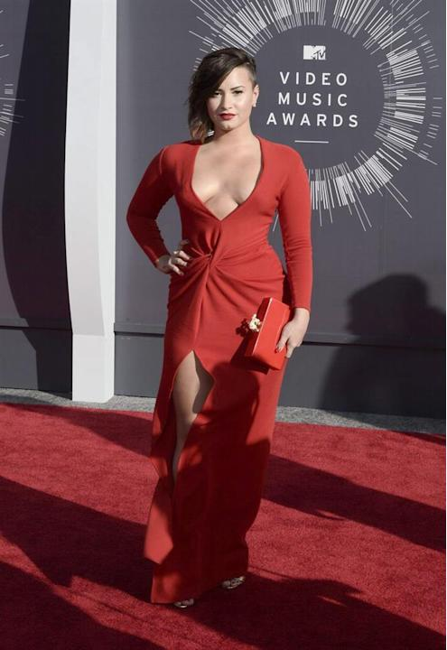 Demi Lovato en los MTV Video Music Awards