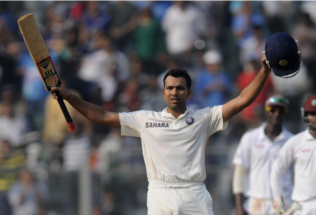 India v West Indies 2nd Test Day 2