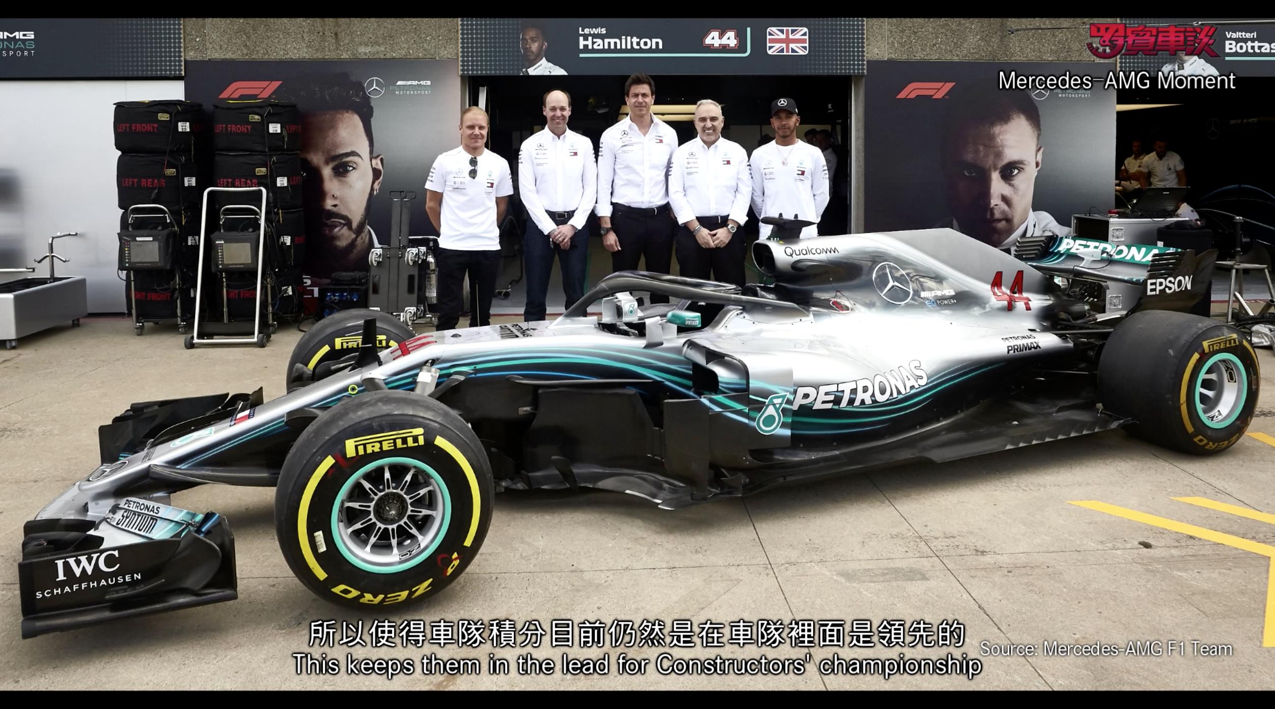 【Mercedes-AMG Moment】2018 F1賽季加拿大蒙特婁站賽後分析