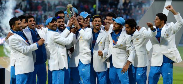 Champions Trophy:  India vs England