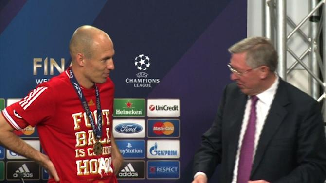 Coaches, man of match react to Bayern Munich win