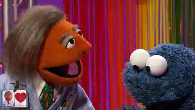 Sesame Street: Eat More Colors, Fewer Cookies