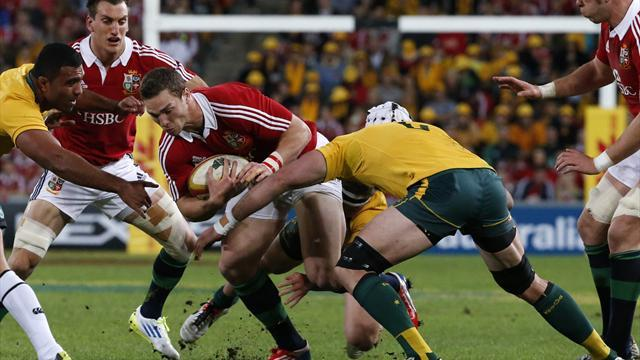 Lions Tour - Lions Tour of Australia: All the results