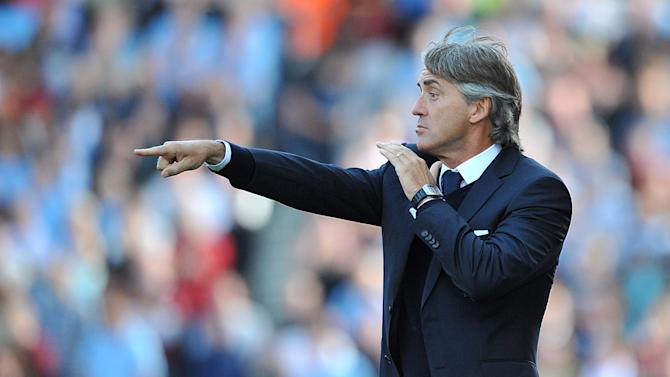 Roberto Mancini insists Manchester City will look to win against Real Madrid
