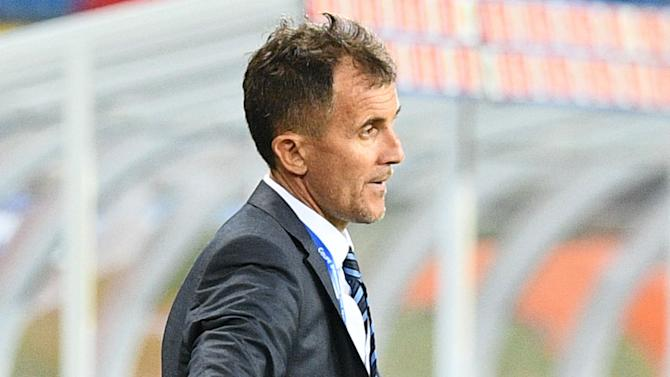 Uganda didn't deserve to lose - Sredojevic