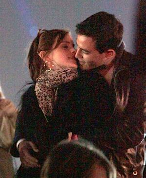 Emma Watson Makes Out With New Boyfriend Will Adamowicz at Coachella