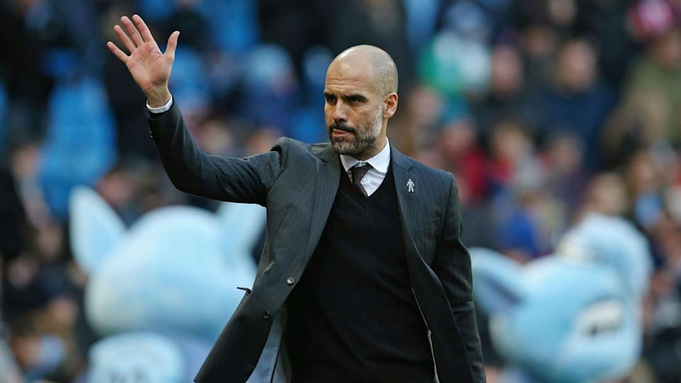 Guardiola: I am very good at my job, but I have also been lucky
