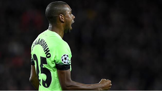 We've learned from past errors - Fernandinho