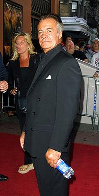 Premiere: Tony Sirico at the New York premiere of Artisan's Made - 7/10/2001