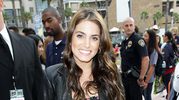 Nikki Reed Comic Con